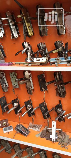 Strong Door Handles And Door Locks With Keys   Doors for sale in Lagos State, Ajah