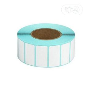 1200pcs/Roll 20*10mm Waterproof Adhesive Thermal Stationery   Stationery for sale in Rivers State, Obio-Akpor