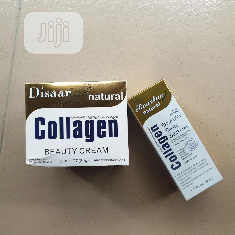 Disaar Natural Collagen Face Cream