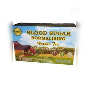 Great Blood Sugar Normalising Herbal Tea X20teabags   Vitamins & Supplements for sale in Lagos State, Ojo