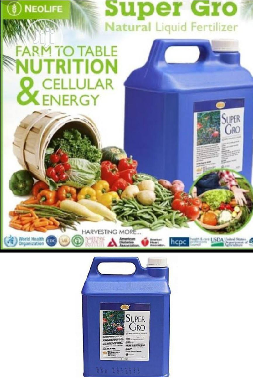 Archive: Organic SUPER GRO Fertilizer (5 Litres)