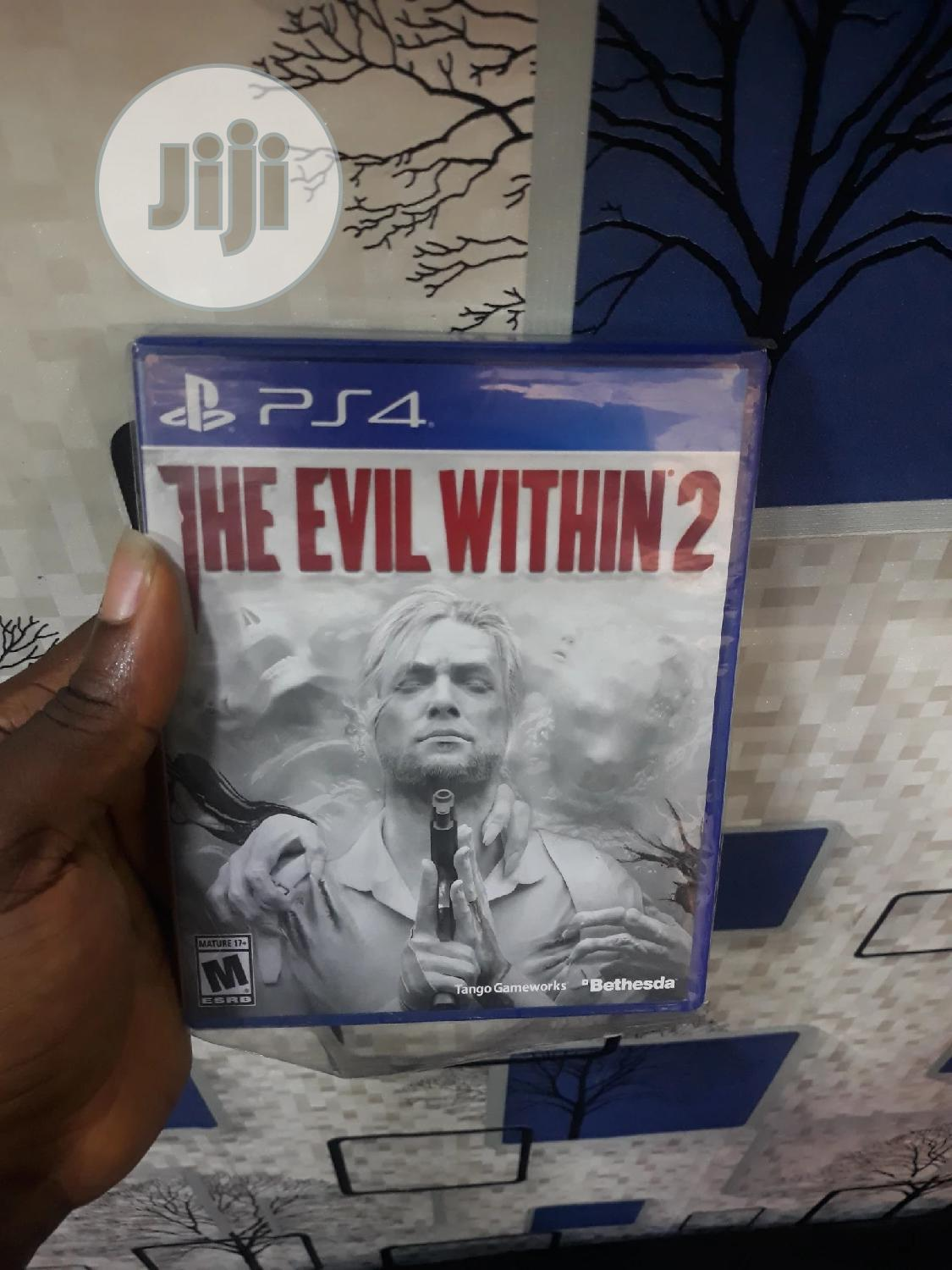 The Evil Within Us
