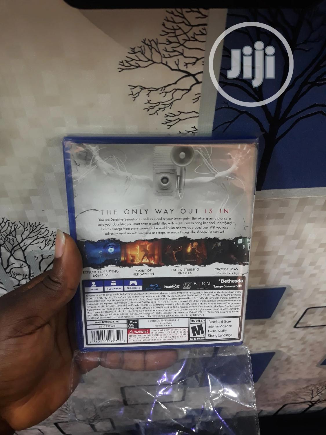 The Evil Within Us | Video Games for sale in Ikeja, Lagos State, Nigeria
