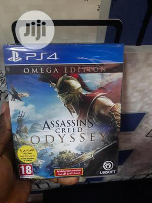 Assasin Creed Odyssey (Omega Edition) | Video Games for sale in Lagos State, Ikeja