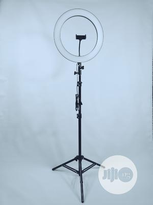 14 Inches LED Dimmable Ringlight | Accessories & Supplies for Electronics for sale in Lagos State, Lagos Island (Eko)