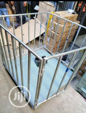 Cattle Cage Weighing Scale | Store Equipment for sale in Lagos State, Ojo