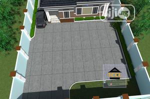 Three Bedroom Bungalow Apartment Design | Building & Trades Services for sale in Edo State, Benin City