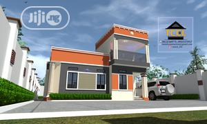 Three Bedroom Bungalow With Penthouse Design | Building & Trades Services for sale in Edo State, Benin City