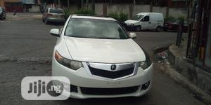 Acura TSX 2010 White   Cars for sale in Lagos State, Ikeja