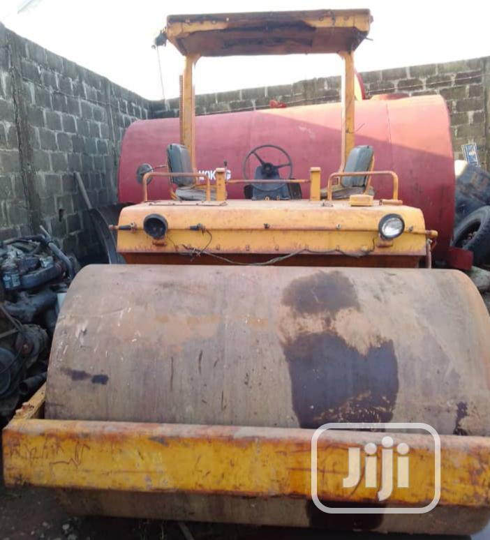 Hyster Compactor Roller