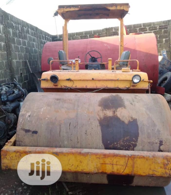 Hyster Compactor Roller | Heavy Equipment for sale in Ojodu, Lagos State, Nigeria