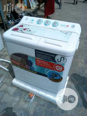 Scanfrost Washing Machine and Spinning   Home Appliances for sale in Lagos State, Ojo