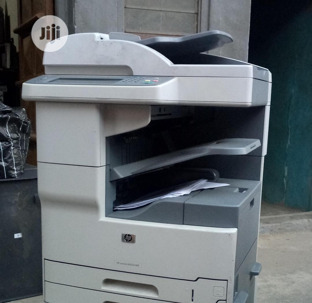 Hp Laserjet 5035 All In One Black And White Printer