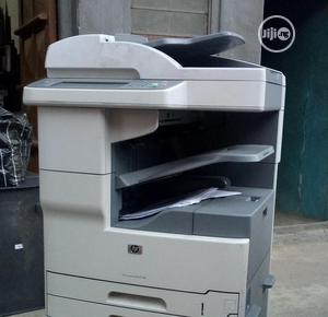 Hp Laserjet 5035 All In One Black And White Printer | Printers & Scanners for sale in Lagos State, Surulere