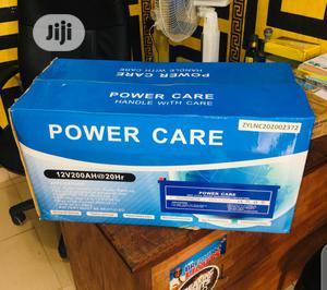 200ah 12v Power Care Batteries | Solar Energy for sale in Lagos State, Lekki