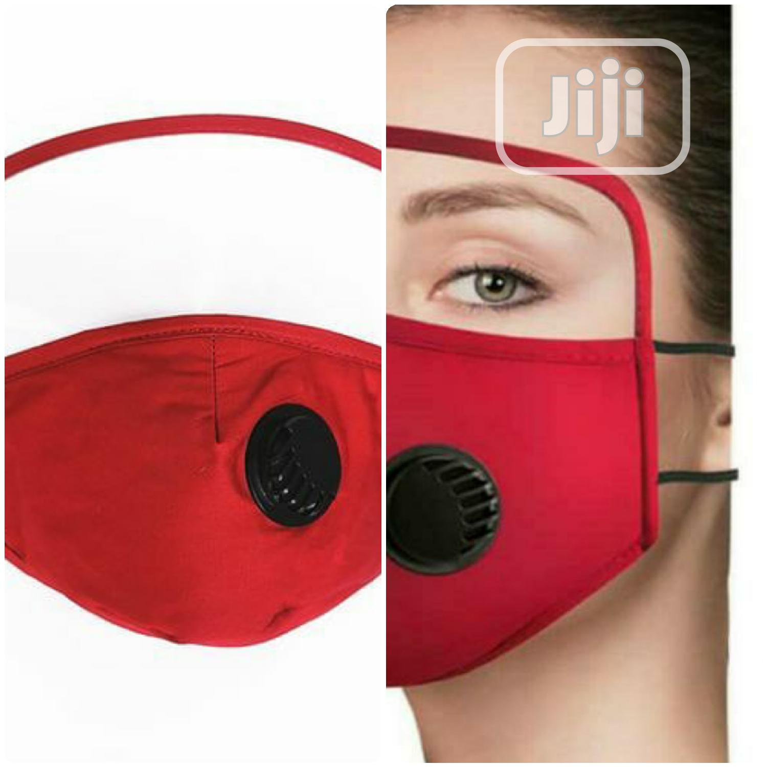 2 in 1 Face Shield Ideal for Children