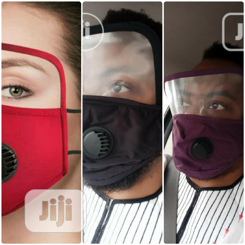 2 in 1 Face Shield Ideal for Children   Safetywear & Equipment for sale in Lekki, Lagos State, Nigeria