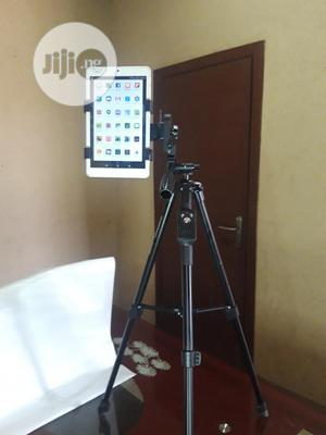 Tripod Stand With Tablet/Phone Holder and Remote   Accessories & Supplies for Electronics for sale in Lagos State, Ikeja
