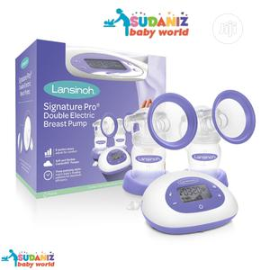 Lansinoh Signature Pro Portable Double Electric Breast | Maternity & Pregnancy for sale in Lagos State, Alimosho
