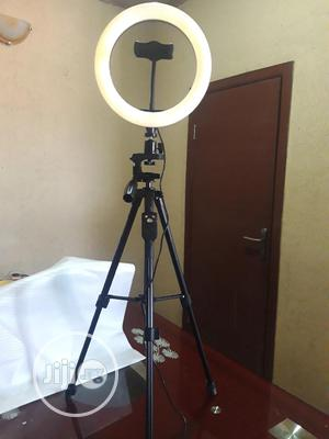 Ring Light With Tripod Stand and Remote   Accessories & Supplies for Electronics for sale in Lagos State, Ikeja
