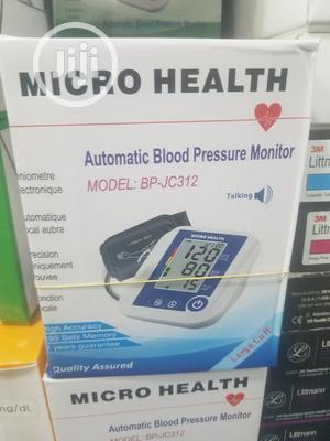 Micro Health Automatic Blood Pressure Monitor   Medical Supplies & Equipment for sale in Lagos State, Ojo