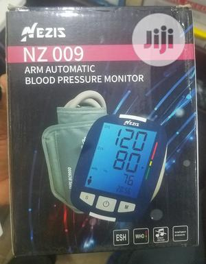 Nezis Arm Automatic Blood Pressure Monitor   Medical Supplies & Equipment for sale in Lagos State, Ojo