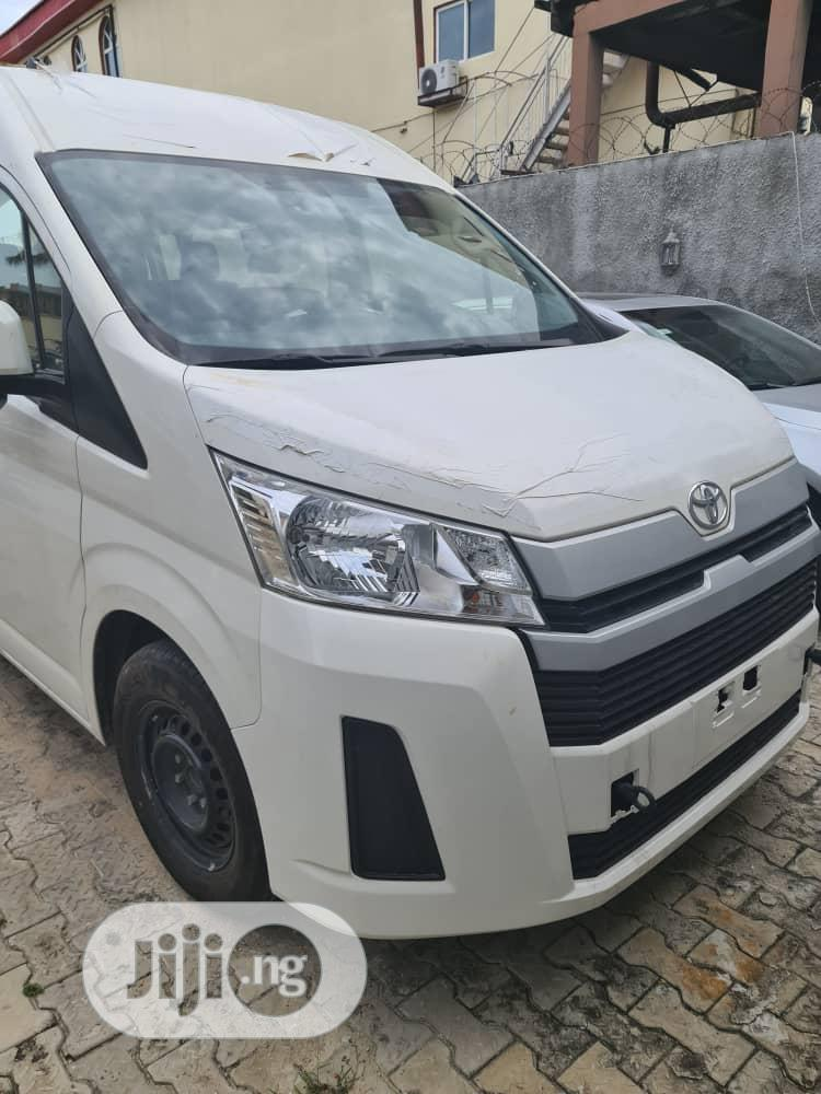 Toyota Hiace 2020 White | Buses & Microbuses for sale in Lekki, Lagos State, Nigeria
