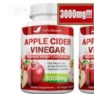 Herbal Beauty Apple Cider Vinegar Pills- Pure Weight Loss   Vitamins & Supplements for sale in Lagos State, Ajah