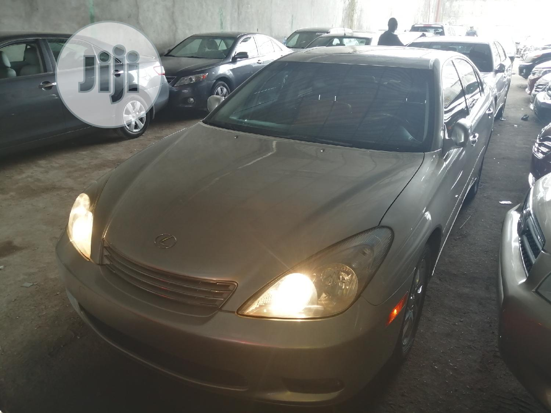 Lexus ES 2002 300 Silver   Cars for sale in Apapa, Lagos State, Nigeria