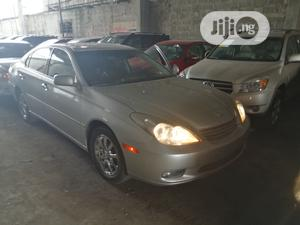 Lexus ES 2002 300 Silver   Cars for sale in Lagos State, Apapa