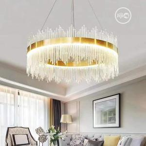 Italian Crystal Chandelier Indoor Decorative Classical Lamp   Home Accessories for sale in Lagos State, Magodo