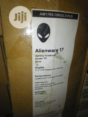 New Laptop Dell Alienware 17 16GB Intel Core i7 SSHD (Hybrid) 1T | Laptops & Computers for sale in Lagos State, Ikeja
