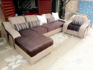 EXTRINSIC Modern Design L Shape With Single | Furniture for sale in Lagos State, Lekki