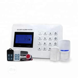 Wireless Smart GSM Security Alarm System | Safetywear & Equipment for sale in Lagos State, Ikeja
