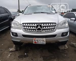 Mercedes-Benz M Class 2008 Silver | Cars for sale in Lagos State, Apapa