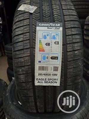 285/40r20 Goodyear Tyre | Vehicle Parts & Accessories for sale in Lagos State, Ikeja