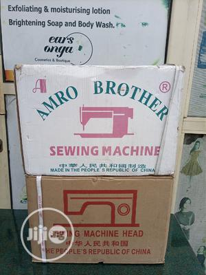 Abro Brother Domestic Straight Sewing Machine | Home Appliances for sale in Lagos State, Mushin
