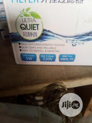 High Energy Saving Water Filtration System | Pet's Accessories for sale in Lagos State, Surulere