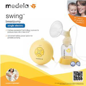 Medela Swing Single Electric Breast Pump | Maternity & Pregnancy for sale in Lagos State, Alimosho