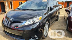 Toyota Sienna 2011 XLE 7 Passenger Black | Cars for sale in Lagos State, Alimosho