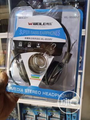 Headset With Correct Sound | Headphones for sale in Abuja (FCT) State, Wuse 2