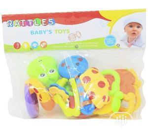 Baby Toy Rattle 6pcs | Toys for sale in Lagos State, Lagos Island (Eko)