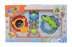 3 Pcs Baby Rattle | Toys for sale in Lagos State, Lagos Island (Eko)