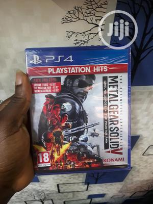 Metal Gear Solid | Video Games for sale in Lagos State, Ikeja
