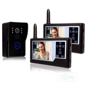 Two Way Wireless Video Intercom Door Bell With Two Monitors   Home Appliances for sale in Abuja (FCT) State, Gwarinpa