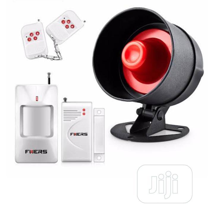 32 Zones Wireless Home Security Alarm System Kit