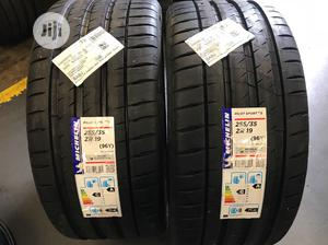 255/35r19 Michelin Tyres   Vehicle Parts & Accessories for sale in Lagos State, Ikeja