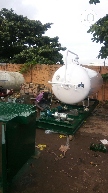 LPG Gas Installation With Blackmer Pump