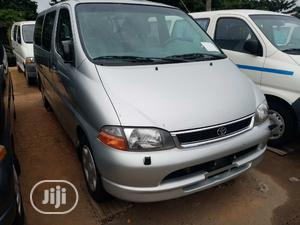 Toyota Haice 2000 Silver | Buses & Microbuses for sale in Lagos State, Apapa