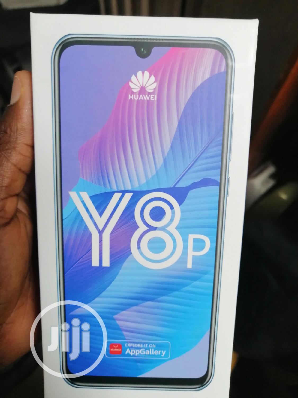 New Huawei Y8p 128 GB